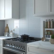 Avebury White & Geo Decor