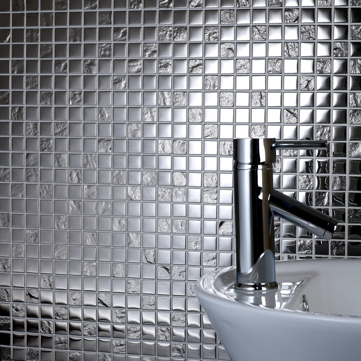 Glass Mosaics Wall Ceramic Tiles