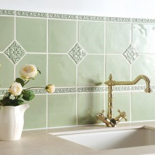 The Winchester Tile Company_Artisan Collection_Orford Field Tile, Hampstead and Beaulieu